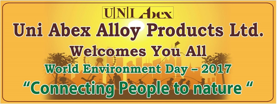 UniAbex - World Environment Day – 2017