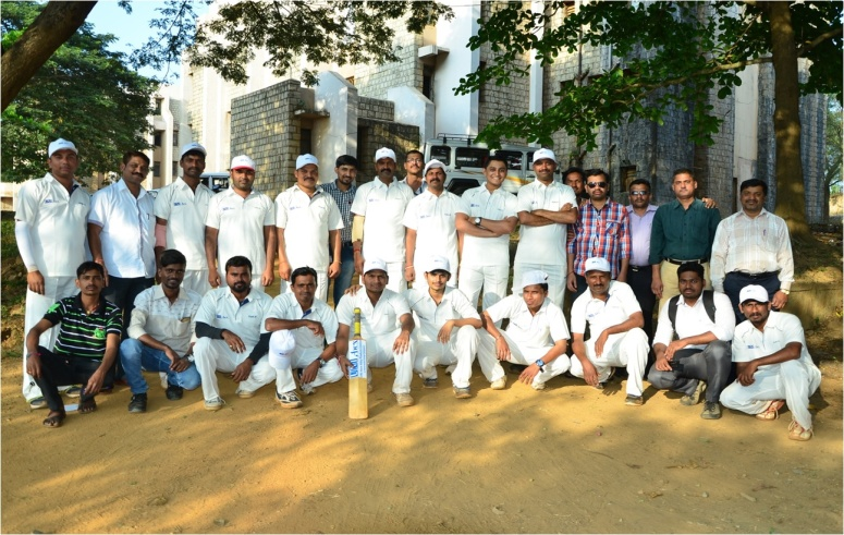UniAbex - Rajyotsava Cup Cricket Tournament