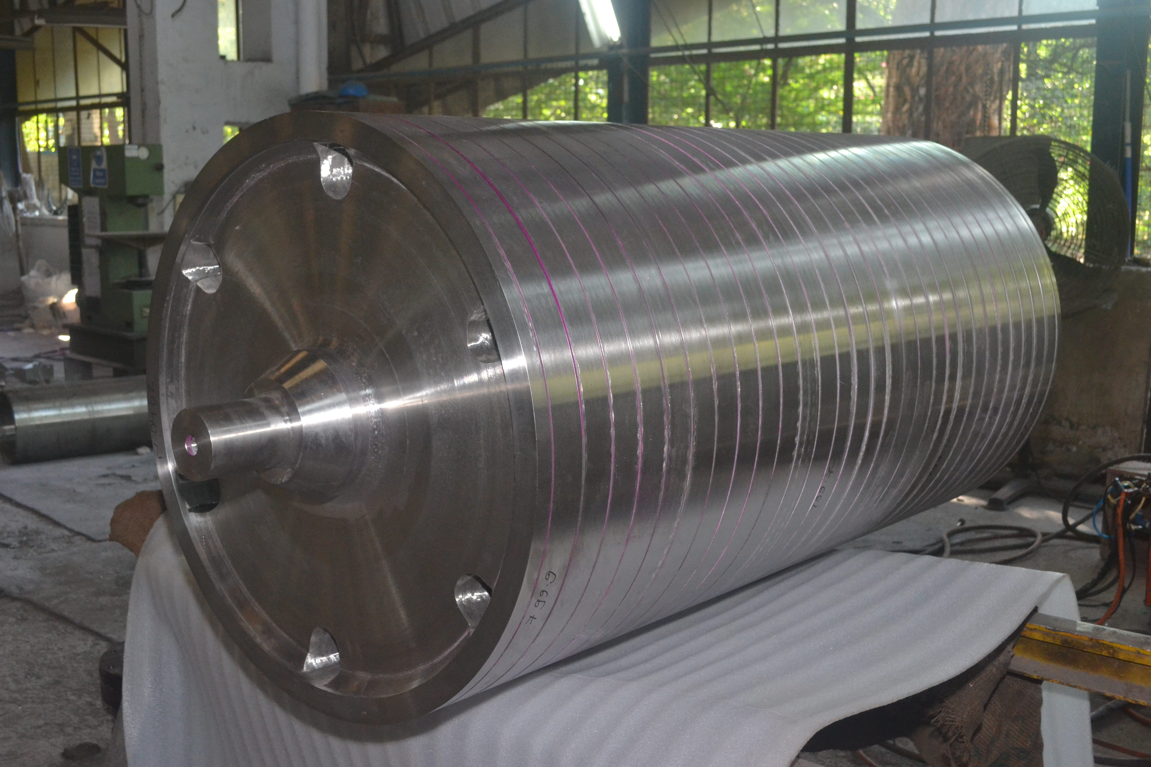 Sink Roll Manufacturer & Supplier   Uni Abex Alloy Products Limited