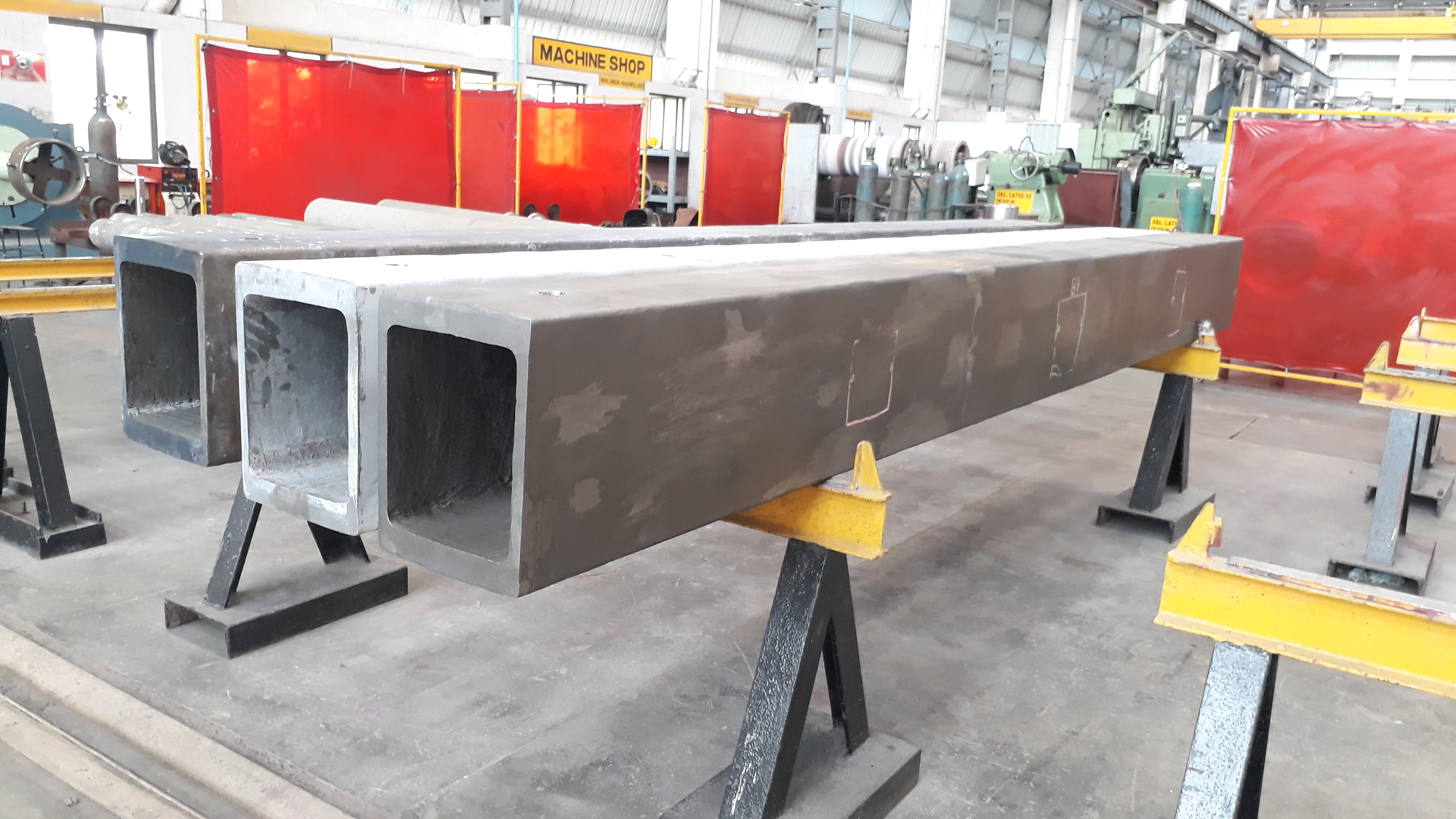 Cold Cast Beam